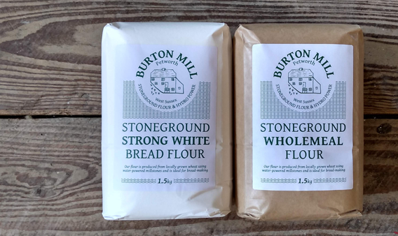 Burton Mill Flour